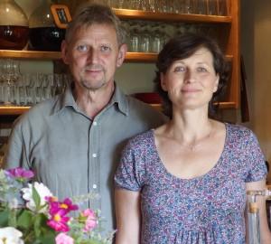 Arno Ballaschk und Katharina Ballaschk